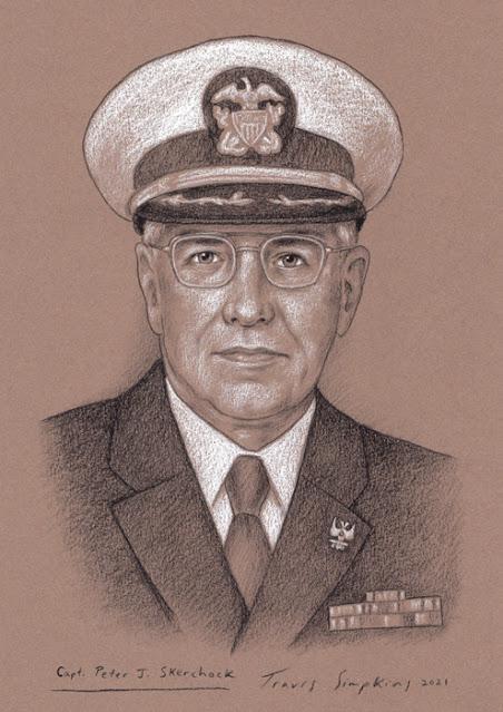 Capt. Peter J. Skerchock, 33°. Supreme Council. Scottish Rite, NMJ. by Travis Simpkins