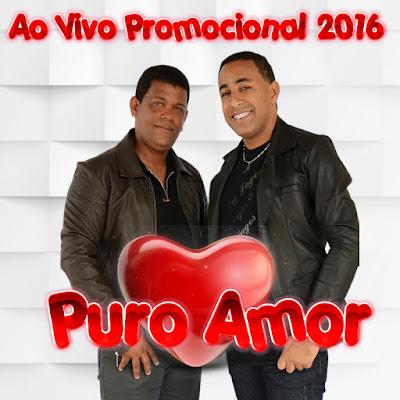 Banda Puro Amor - CD Ao vivo em Esplanada Abril - 2016