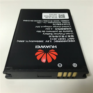 HB824666RBC Original Battery For Huawei E5577 3.8V 3000mAh