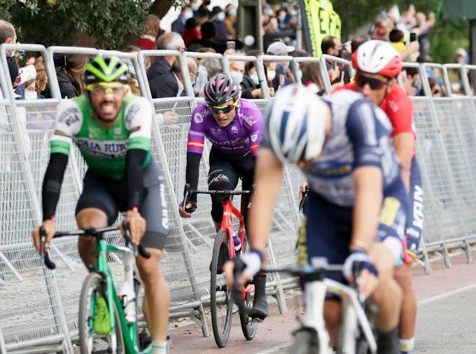 Carlos Canal remató 11º en la quinta etapa de la Volta a Portugal