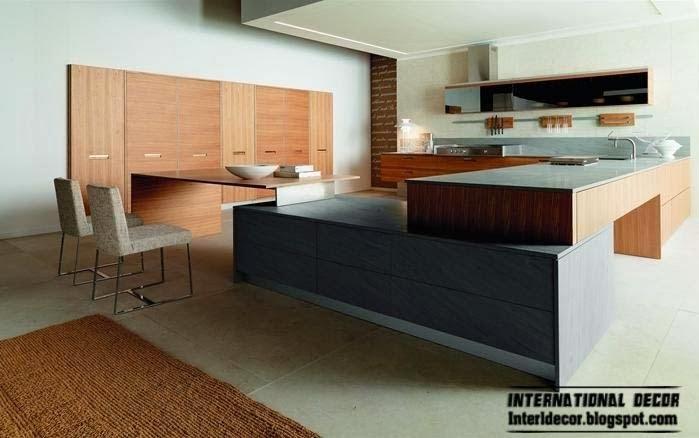 Eco Kitchen: Eco Friendly Kitchen Designs With MDF Kitchen Cabinets