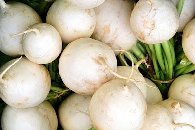 cara sederhara mengolah lobak putih