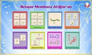 Aplikasi Belajar Mengaji Al-Qur'an