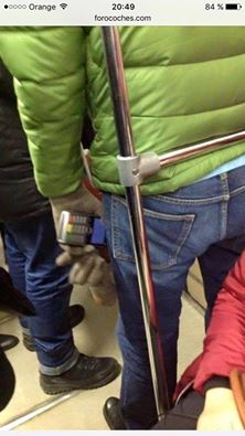 Bulo TPV metro