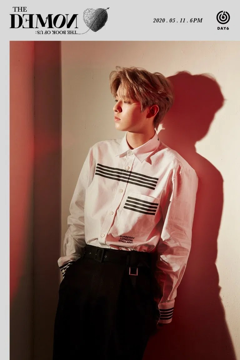 Jae Becomes The Next DAY6's Member Who Appear in 'The Book of Us: The Demon' Teaser