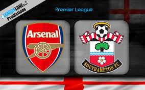 Arsenal FC VS Southampton FC