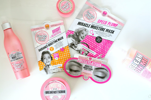 Soap and glory face mask review