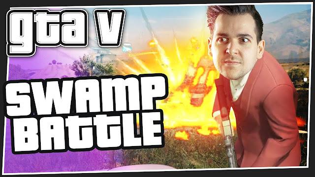 Swamp Battle - GTA 5 Online
