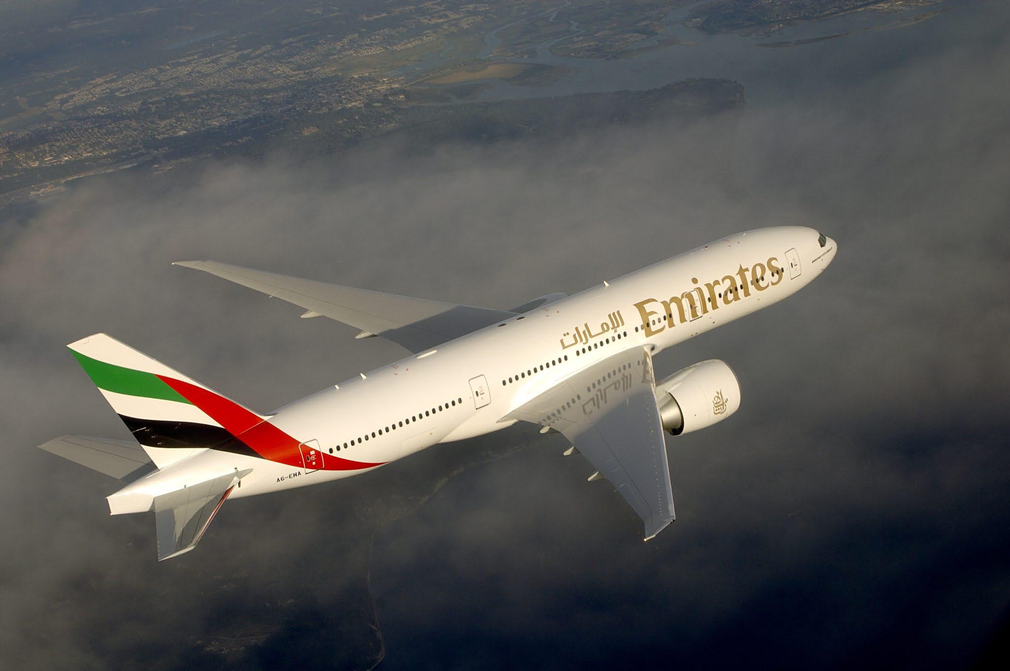 """""""طيران الإمارات"""" تشغّل رحلات أسبوعية لأراضي المملكة العربية السعودية"""