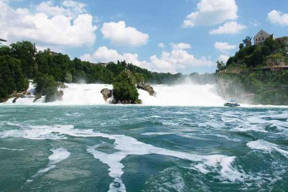 Rhine Falls Swiss