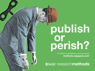 Sage Research Methods Publish or Perish? Poster