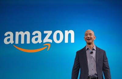 Jeff Bezos ~ CEO Dan Pemilik Amazon.com,kesuksesan Dan Kekayaan Bisnisnya menjadi inspirasi banyak orang