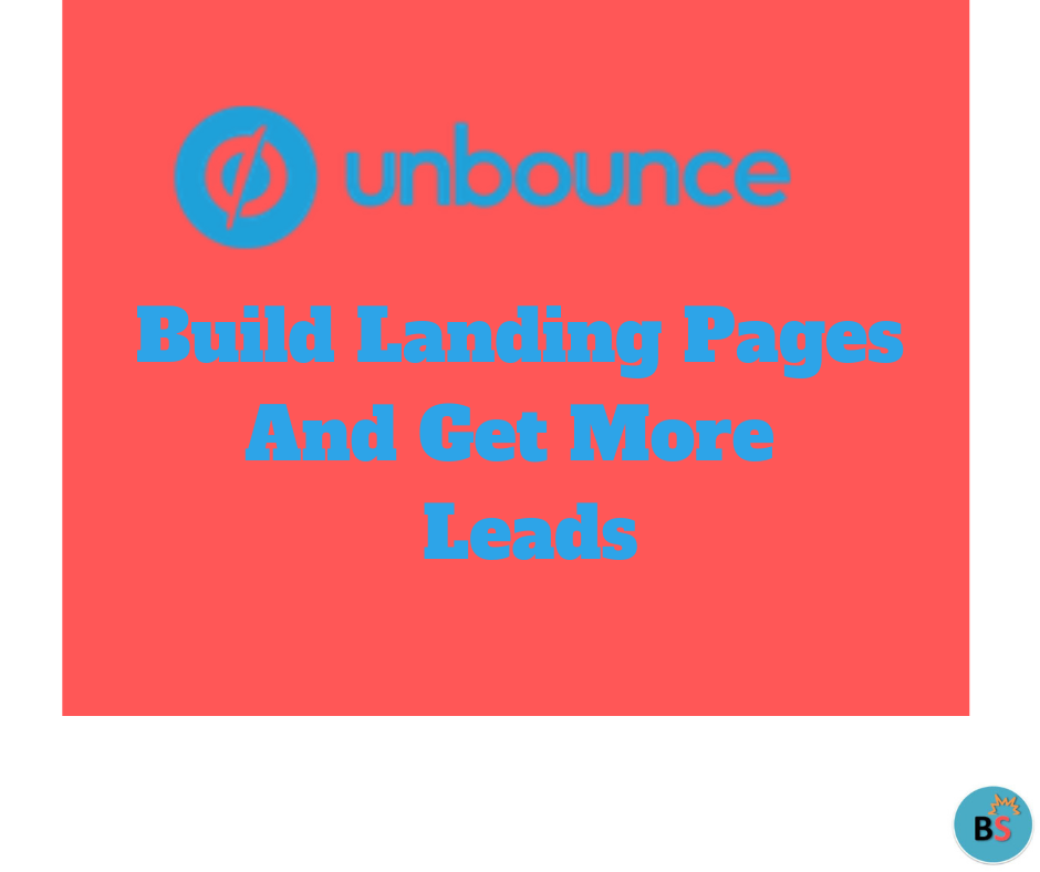 Unbounce Landing Page 20% Discount