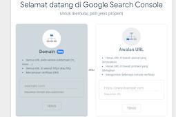 Cara Mendaftar Google Search Console Supaya Situs Terindex Mesin Pencari