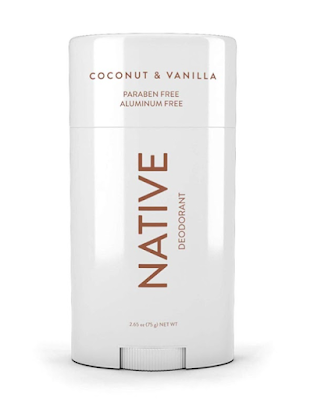 Free Native Deodorant (Coconut & Vanilla) sample
