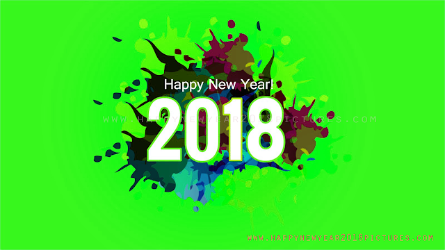 Advance Happy new year 2018 images wishes messages in bengali