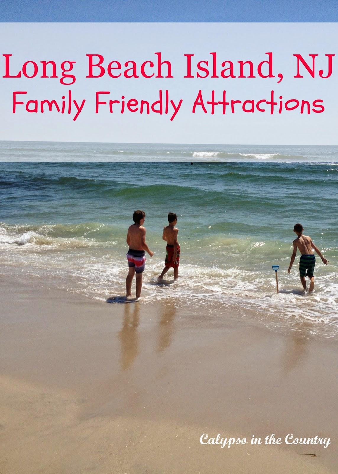 Long Beach Island Attractions