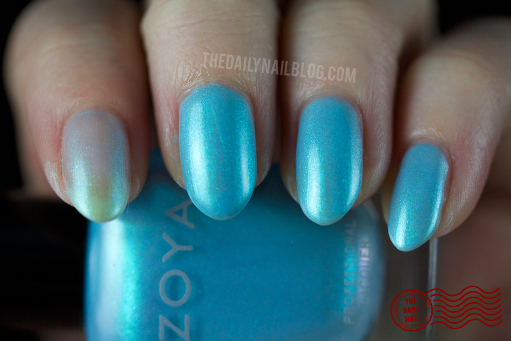 Zoya Rayne Swatch - Zoya Delight 2015 Collection