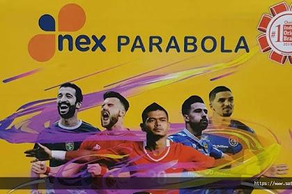 Harga Spesifikasi Receiver Nex Parabola Kuning