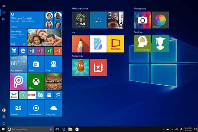 شرح طريقة كيفية تثبيت ويندوز 10 Windows من الهارد ديسك بطريقة سهلة 2021