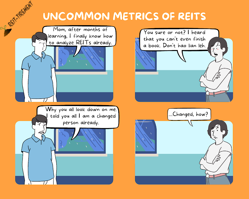 Comic Strip - Uncommon Metrics of REITs