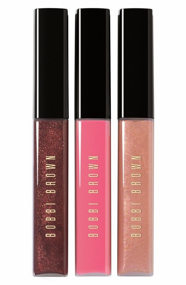 Bobbi Brown Holiday 2014 Lip Gloss Trio