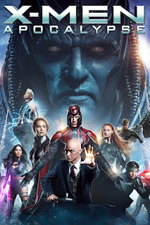 X Men Apocalypse 2016 Dual Audio 720p Bluray