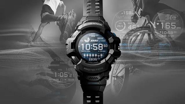 كاسيو تكشف  عن أول ساعة ذكية G-Shock مع Wear OS