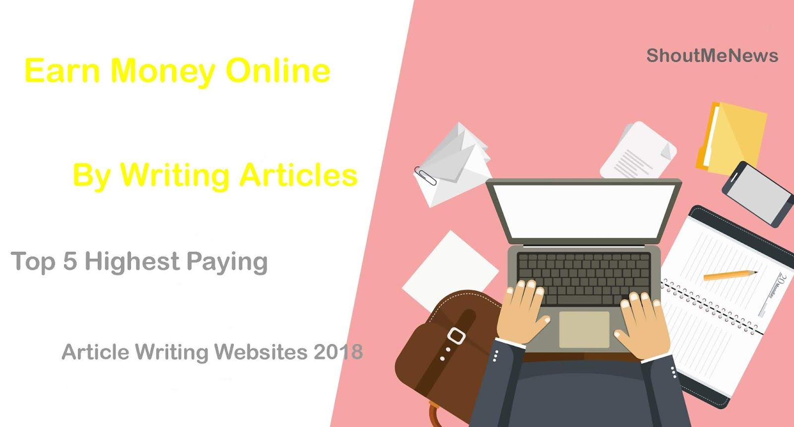Online article writing sites