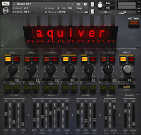 SAMPLE SOUND REVIEW: AQUIVER by RIGID AUDIO - New Release