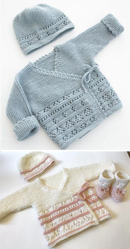 Odeta Jacket - Free Knitting Pattern