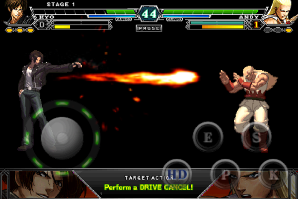 The King of Fighters 2012 Mod Apk