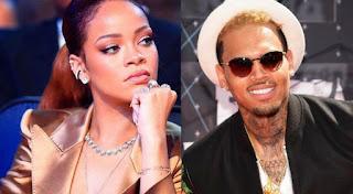 Rihanna and Chris Brown 2018
