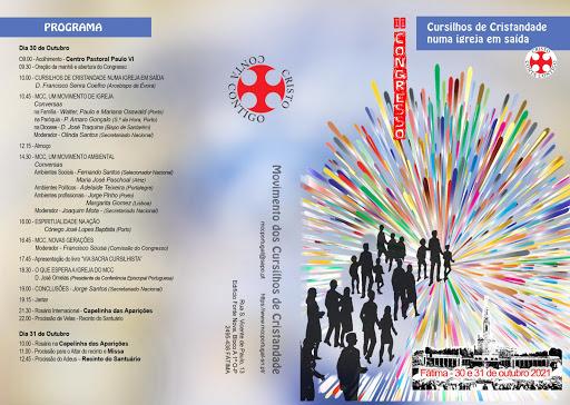 MCCPORTUGAL - II CONGRESSO NACIONAL