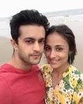 Anupriya Kapoor with her boyfriend