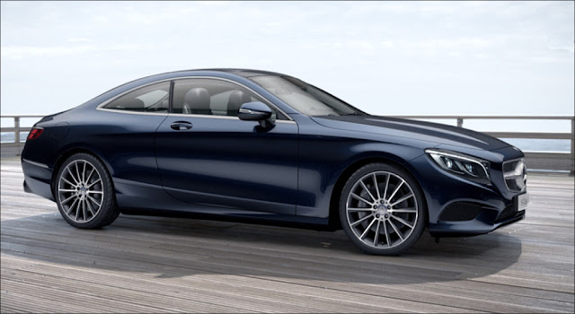 Mercedes S450 4MATIC Coupe 2019