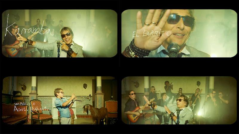 Karamba - ¨El burrito¨ - Videoclip - Director: Asiel Babastro. Portal del Vídeo Clip Cubano