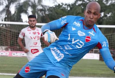 Vila Nova não renova com goleiro Marcão e jogador deixa o clube
