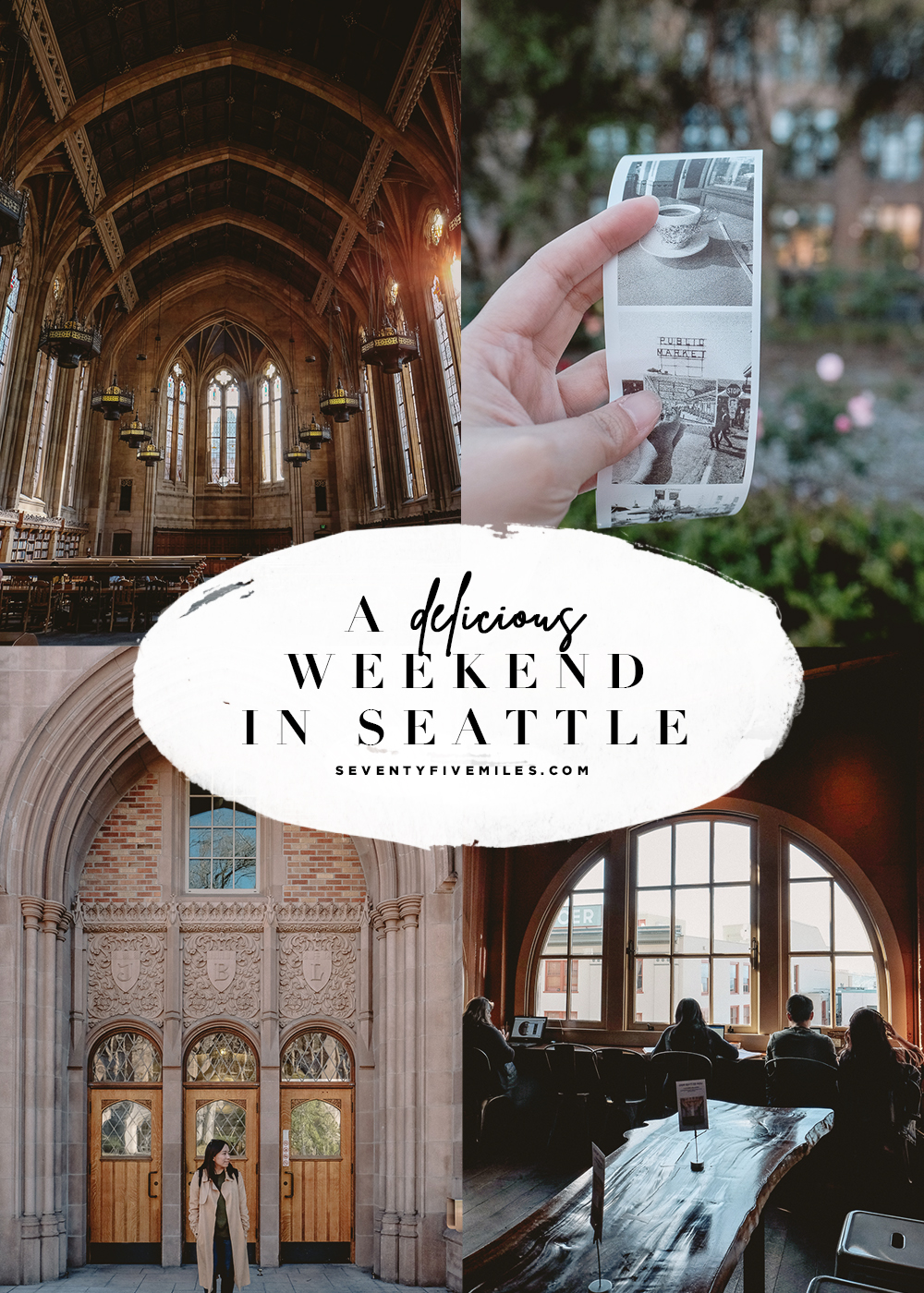 A Delicious Weekend Itinerary to Seattle