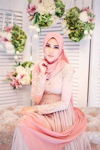 model hijab simple kebaya terbaru 2017/2018