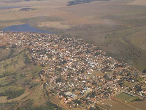 Alto Taquari, Geografia e História de Alto Taquari