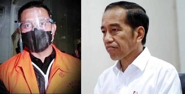 Menanti Janji Jokowi yang Ancam 'Gigit Keras' Koruptor Bansos Covid