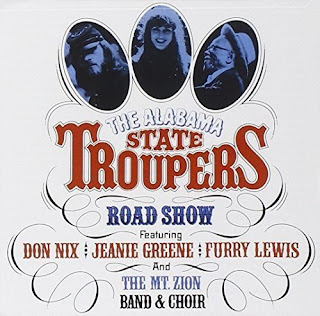 The Alabama State Troupers' Road Show