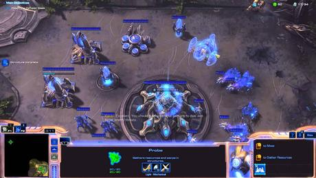 StarCraft 2 Legacy of the Void PC GamePlay