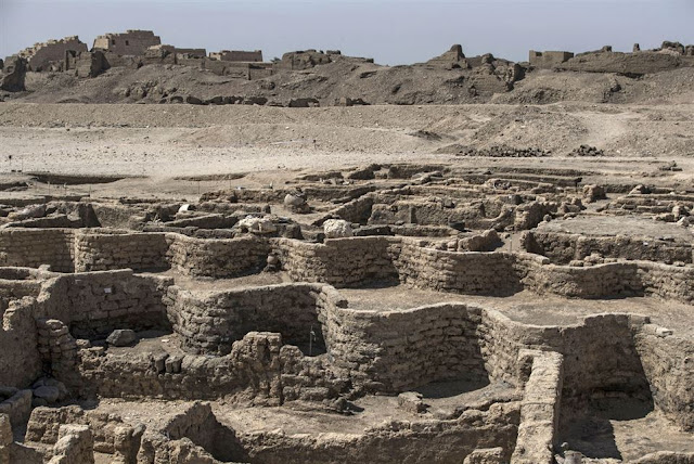 Egypt's newly-found ancient city to take 10 years to excavate