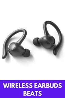 Wireless earbuds beats