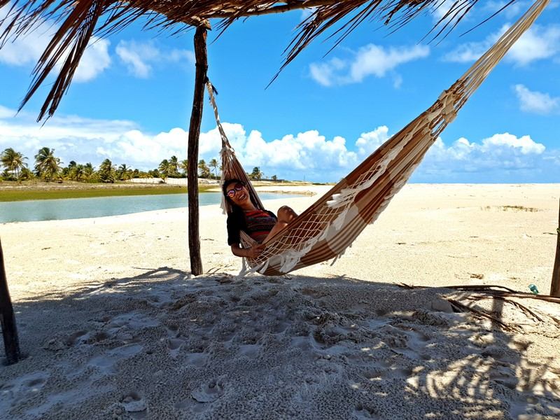 De Aracaju a Praia do Saco
