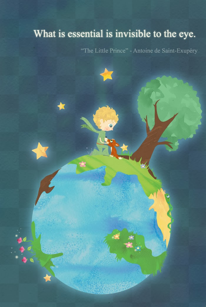 The Little Prince: Random Musings ..: The Baobabs And The Little Prince