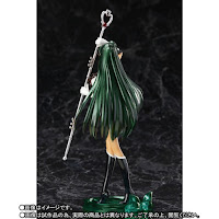 Figuarts ZERO Sailor Pluto de Bishoujo Senshi Sailor Moon Crystal - Tamashii Nations