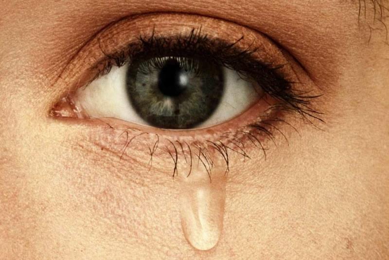 Gözyaşlarının bilinmeyen sırrı